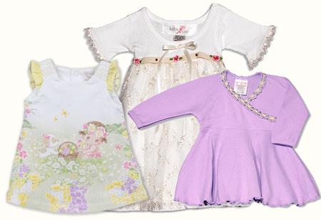 Preemie Dresses